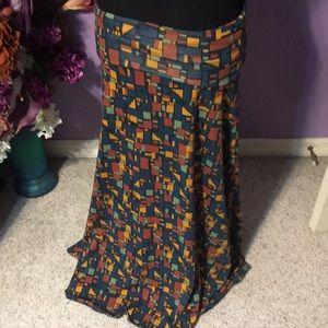 Luluroe maxi Hip-hugger skirt/dress. S-XS